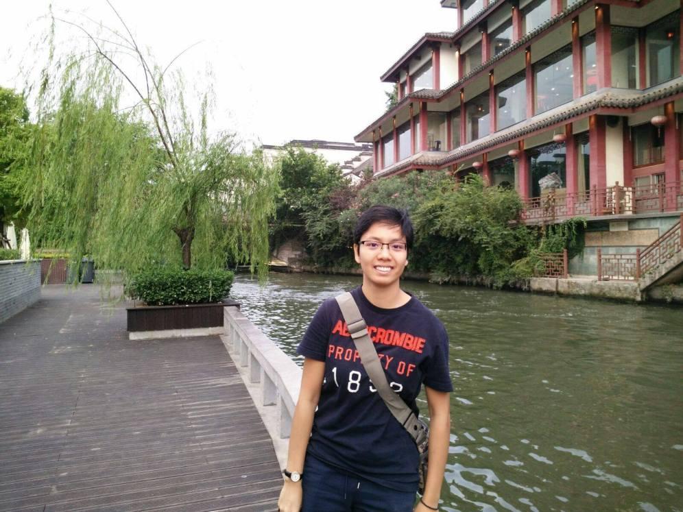 Nanjing - Huai river