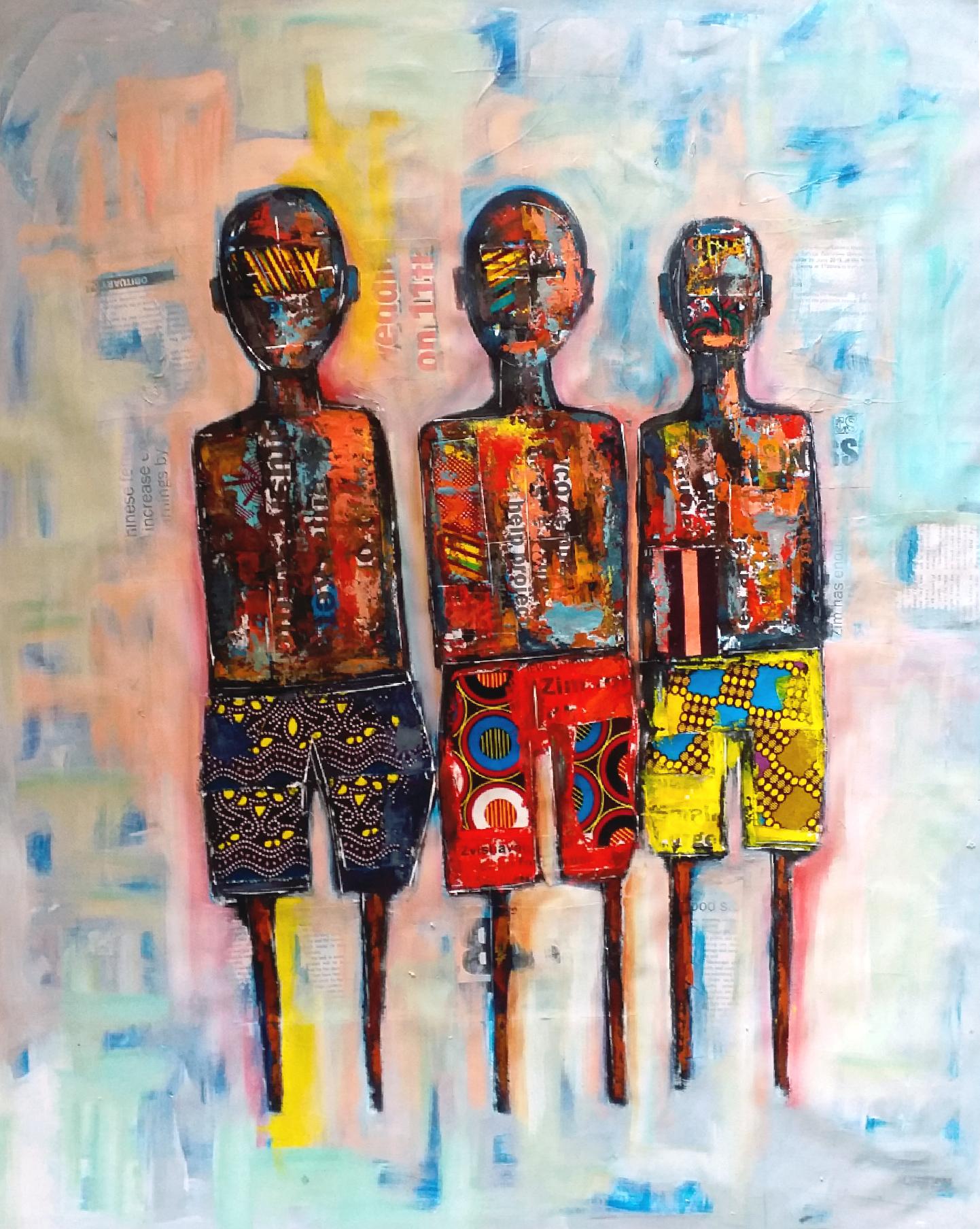 Standing Still Zin Maisiri