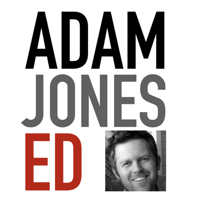 I got to chat with Adam Jones on his fresh new podcast