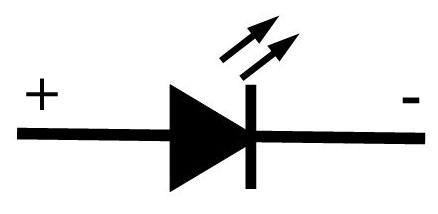 Led Symbol Schematic LED Electrical Symbol Wiring Diagram