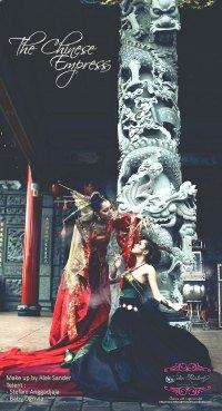 Chinese Empress | felixrusliphotoarts