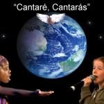 Un himno a la paz y a la amistad