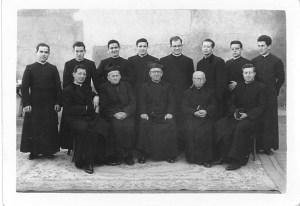 Comunidad de Paúles de Andújar en el 59-60
