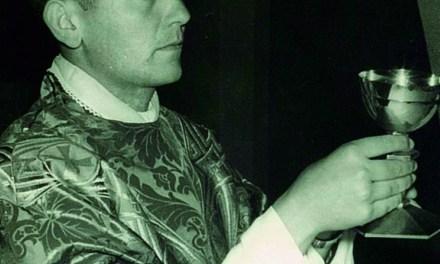 Bodas de oro sacerdotales el P. Félix en Ribaforada (Navarra)