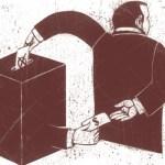 El cruento mercadeo de los votos
