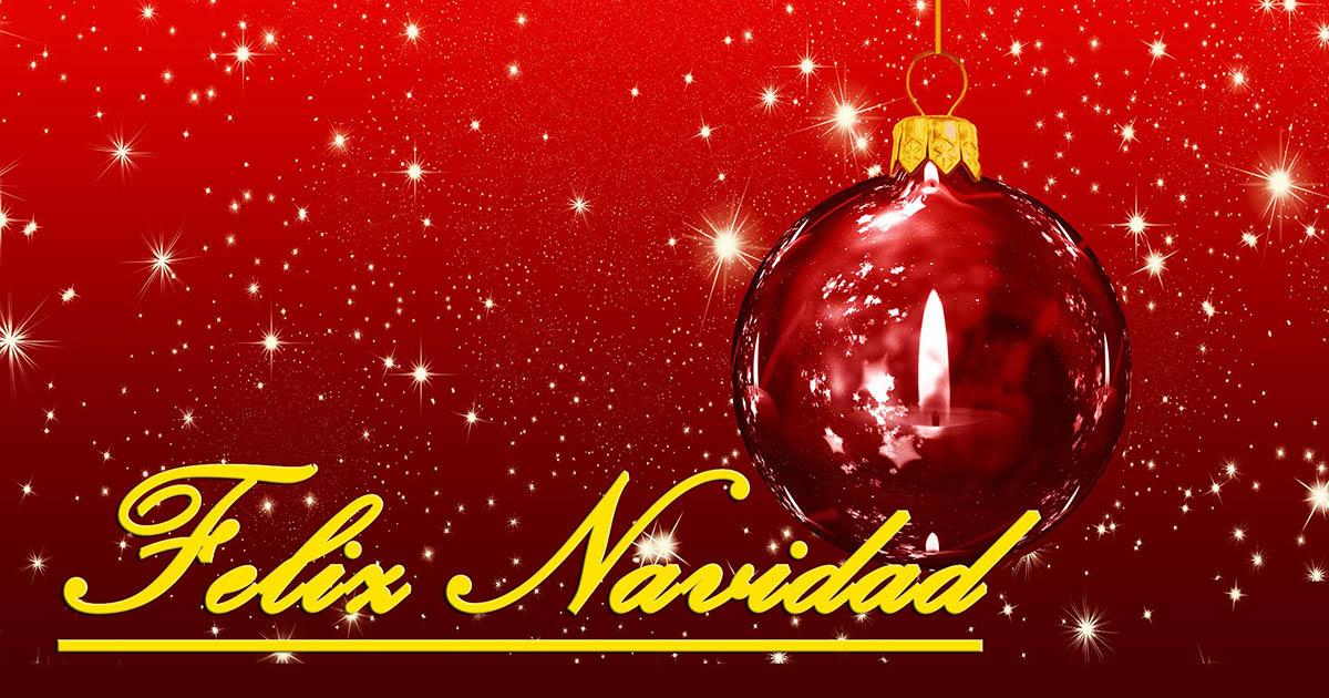 Reflexión obligada de Navidad