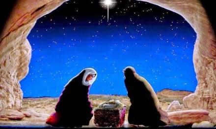María de Navidad, estrella del Año Nuevo