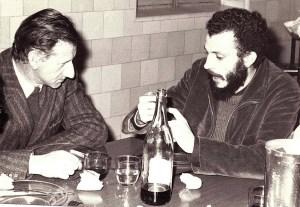 Kiko Argüello, Fundador del Movimiento Neocatecumenal y José María Soler