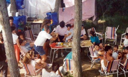 Pequeña historia de la Comunidad del Olivar. 4.- La extensión geográfica del Olivar