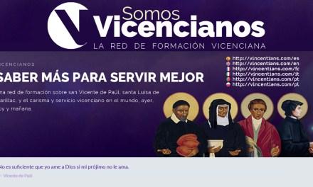 """Los milagros de la web """"Somos Vicencianos"""""""