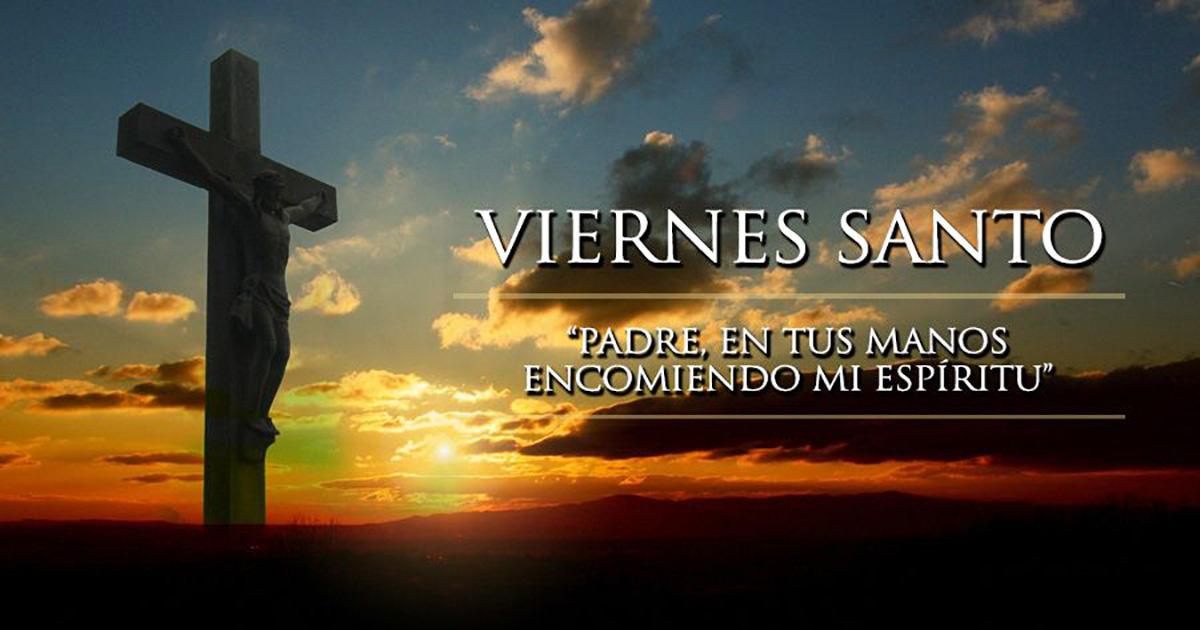 Bienaventuranzas del Viernes Santo