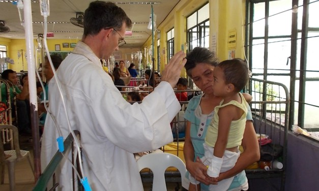 El servicio religioso en los hospitales… goza de buena salud