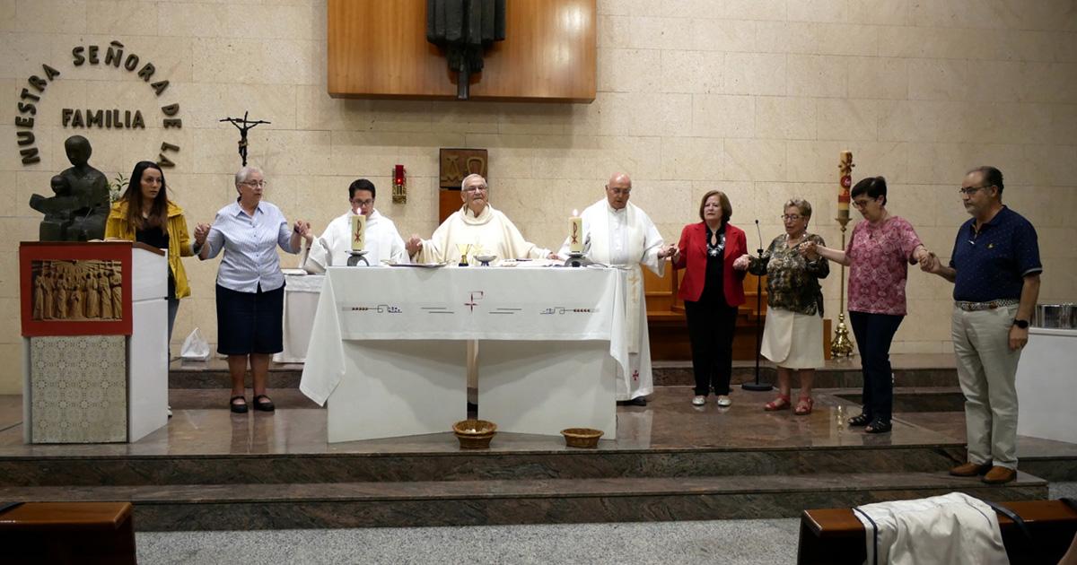 Fin de curso de la Familia Vicenciana de Albacete (10-06-19)
