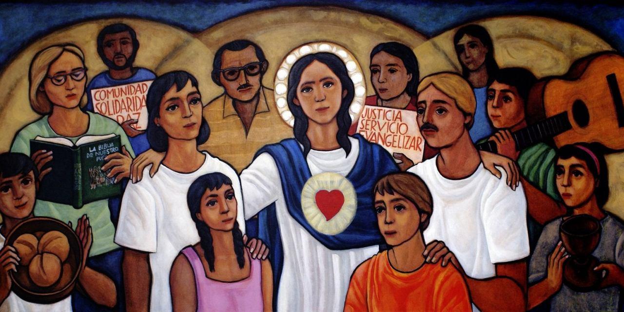 María, animadora de nuestra fe