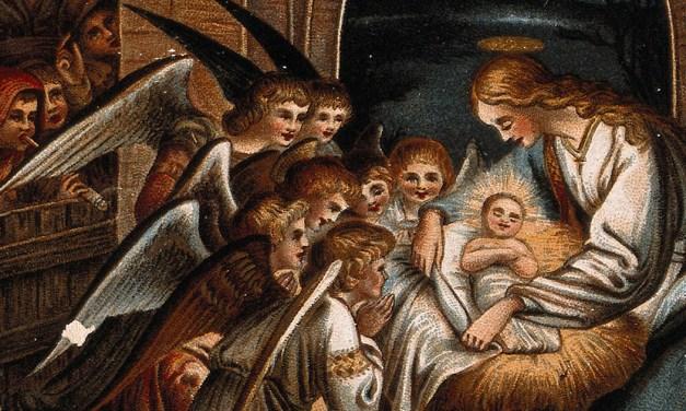 María y la Navidad