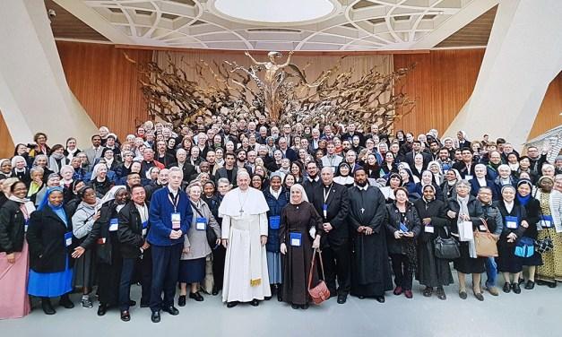 Unidos por un mismo carisma: encuentro de la Familia Vicenciana (Roma, enero de 2020)