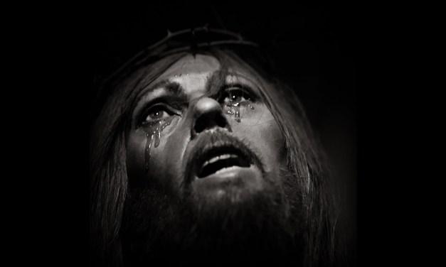Te vi llorando, Señor, en la pandemia