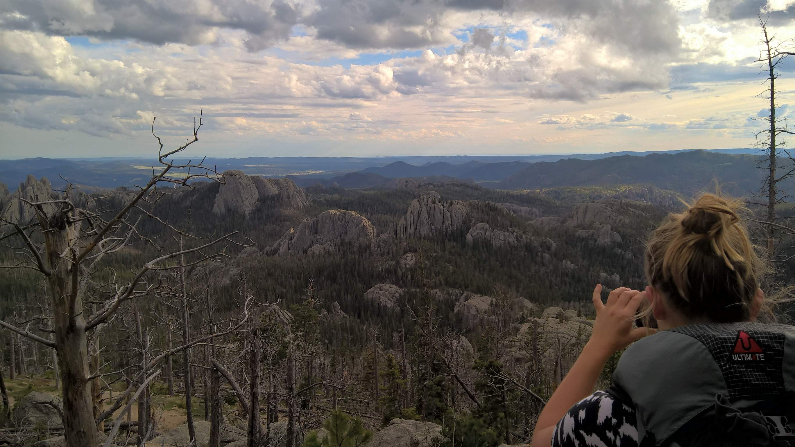 A Backpacking Trip in the Black Hills of SD Black Elk Wilderness