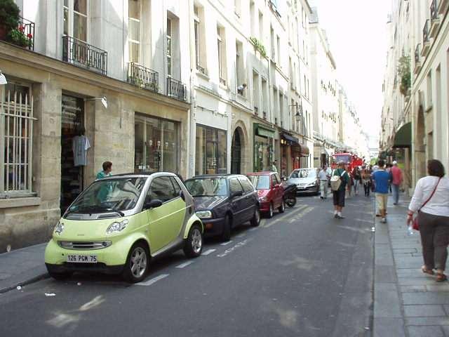 Cars in France