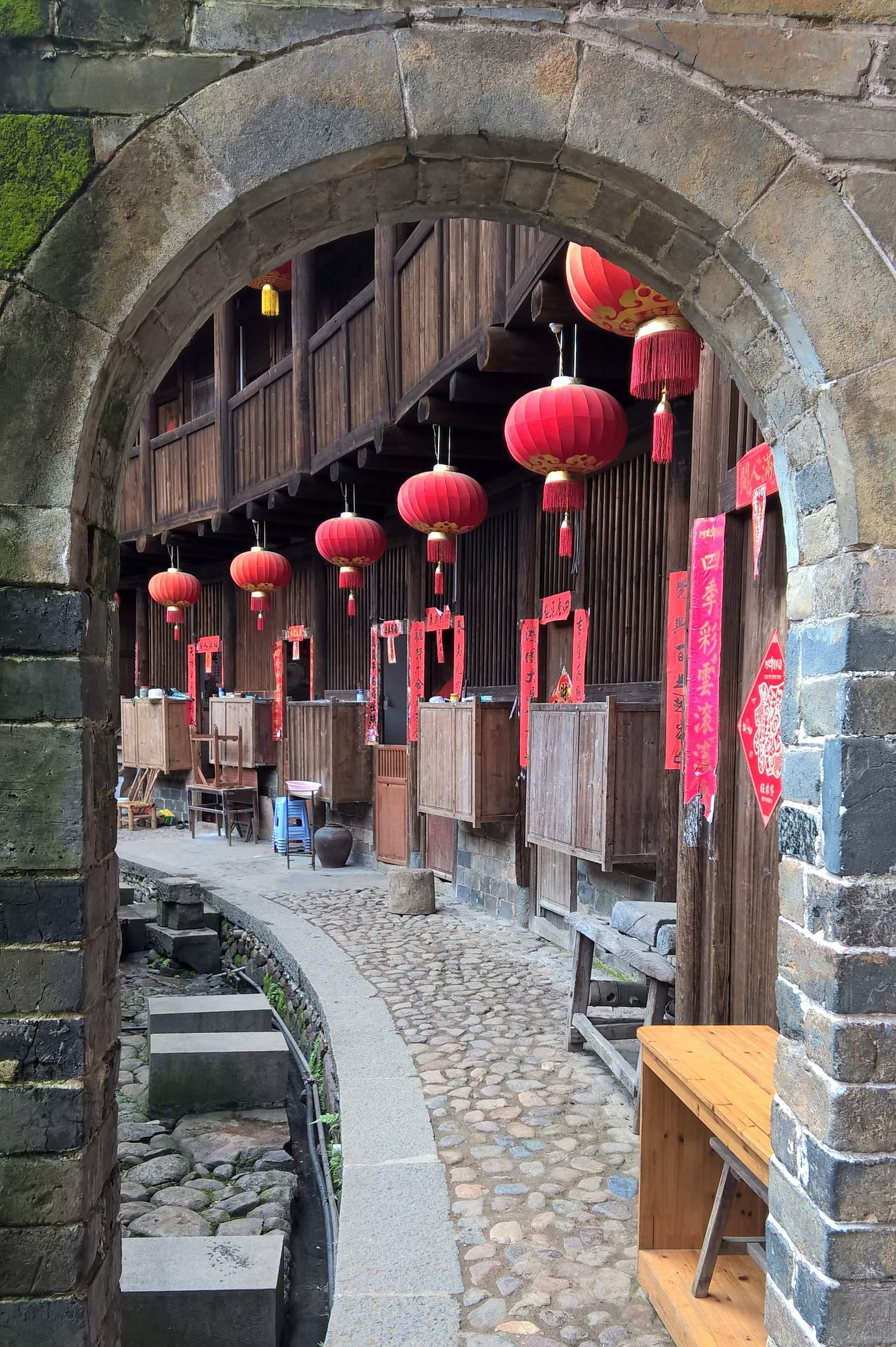 Yongding Hakka Tulou China