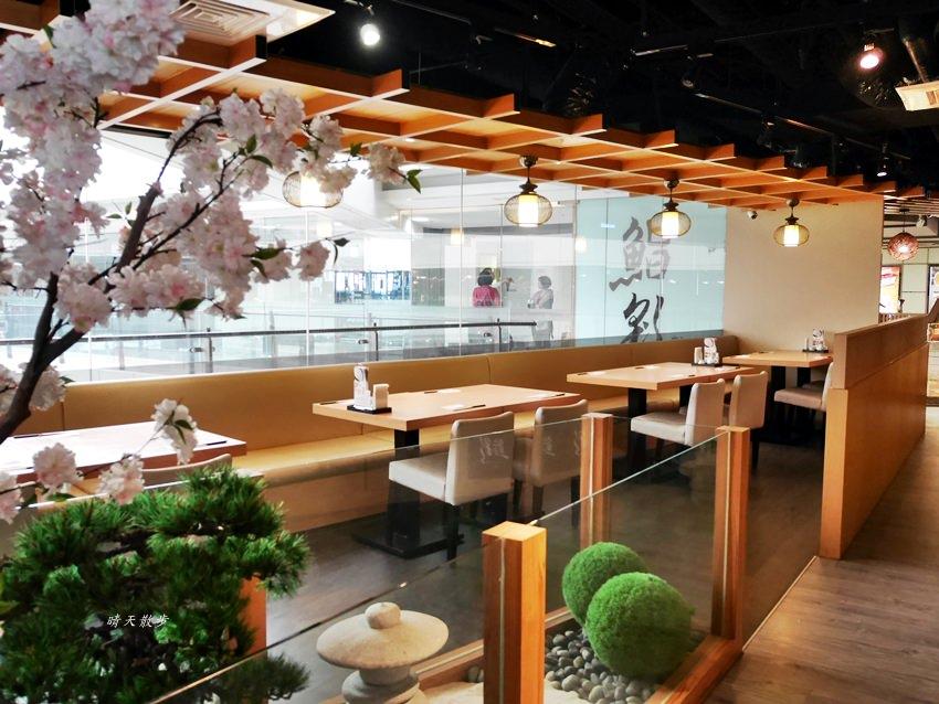 鮨彩壽司割烹台中新時代店~菜單與用餐環境 和食料理、鍋物、丼飯 大魯閣新時代11樓