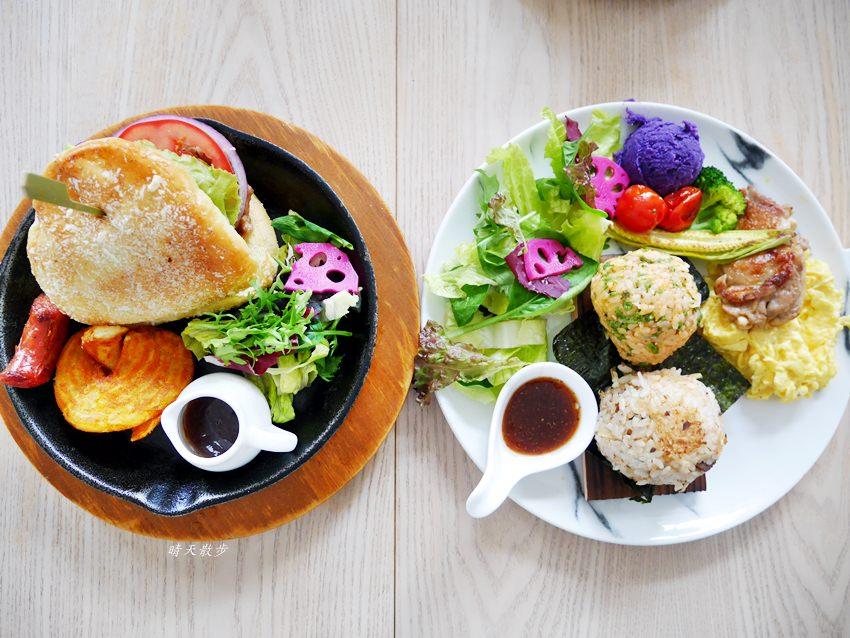 西區早午餐 采咖啡Dacai Café~優雅豐盛的精采168早午餐 國美館綠園道親子友善餐廳