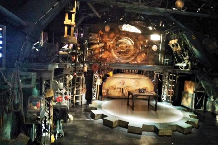 京都表演|齒輪Gear~京都超人氣無台詞舞台劇 結合街舞、默劇、雜耍、魔術、光雕投影 小孩、外國人也看得懂 會想二訪的精彩表演