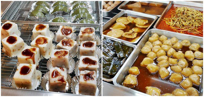 義美滷味/義美餅店~台中車站附近綠川旁 讓人懷念的滷味、港點、中式點心