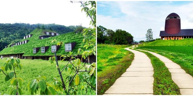 京都近郊景點 La Collina~滋賀近江八幡免費夢幻景點,綠色小屋童話世界,搭公車或騎單車來吃年輪蛋糕!