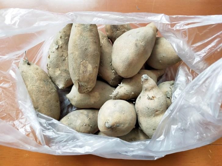 20200708221735 4 - 南屯市場|好吃又便宜的地瓜,一大包只要30元,也有烤地瓜和冰心地瓜!