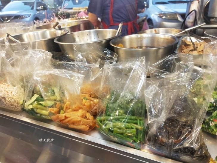 20201025110416 17 - 文心第一黃昏市場|蓁記小菜油飯~超多涼菜、熟食、湯品50元起,大推肉羹湯、豆干絲、豬肝主婦,買回家都不用煮啦!