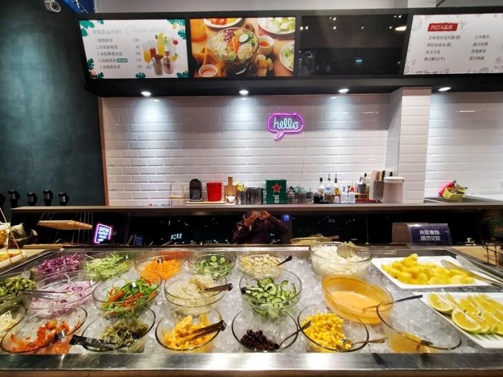 20201128012904 42 - 台中吃到飽 牛室炙燒牛排台中大墩店~點排餐附自助沙拉吧吃到飽,熱炒、熟食、披薩、飲料、甜點通通有,平日特餐299起,大墩路美食