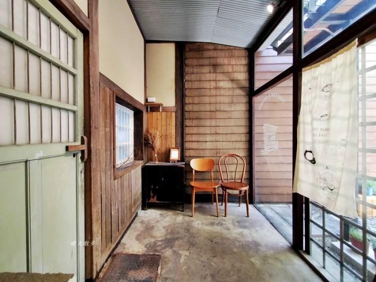 西區早午餐 田樂小公園店~老宅裡的日式風情咖啡館 在地食材精緻早午餐