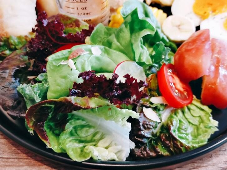 20210421002454 49 - 西區早午餐 7.335 Brunch 早午餐/義大利麵~精誠路自然系風格咖啡館 原型食物精緻早午餐