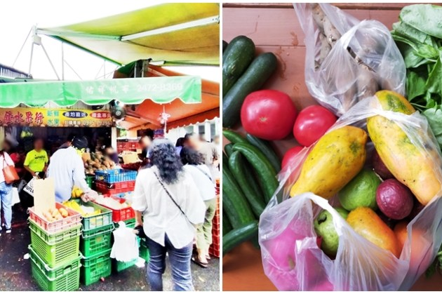 南屯市場|超便宜水果店~大發水果行,銅板價水果一樣好吃喔!近南屯運動中心