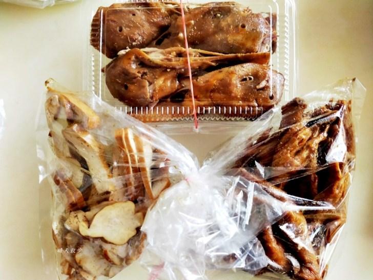 IMG20200819160007 - 文心第一黃昏市場|快樂阿滷~菜市場裡的美味滷雞爪、鴨脖、滷味