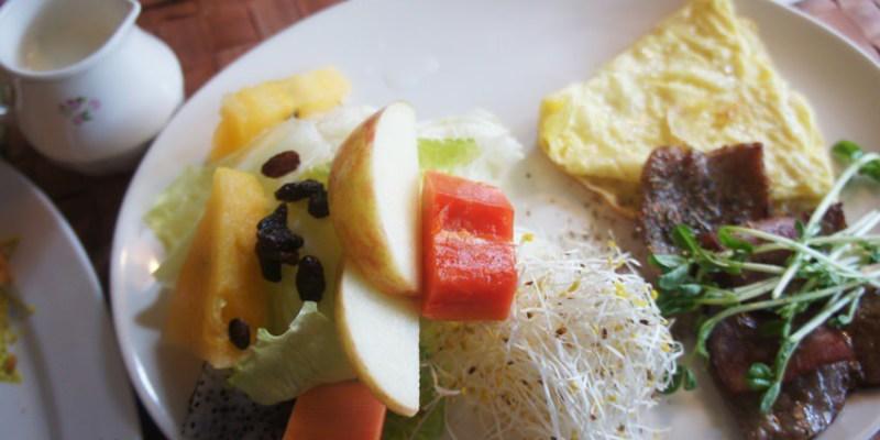 西區早午餐 薔薇蘿拉咖啡館Rose Rora Café~英式古典風咖啡館 彷彿貴婦般享用早午餐或下午茶