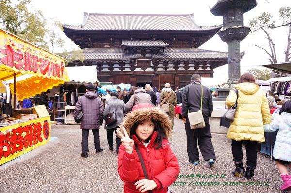 京都景點 好逛、好買、好吃的京都東寺弘法市古物市集 每月21日的萬人露天跳蚤市場