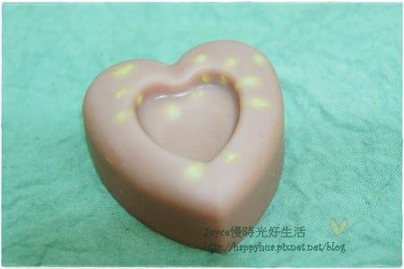 潤膚餅配方分享:愛心滿滿的「甜心豆豆按摩餅」