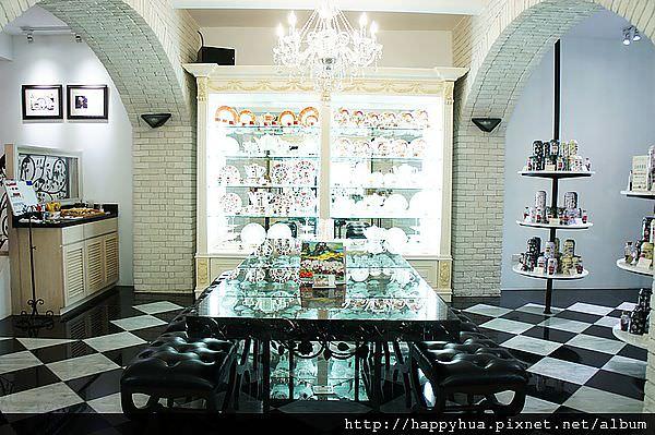 古典玫瑰園 中港旗艦店~優雅英式下午茶 還有比茶香更誘人的焗烤、燉飯