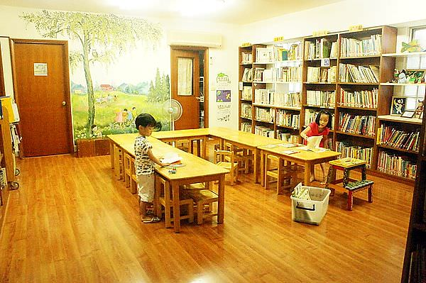 小大繪本館:台中繪本最豐富的圖書館 親子共讀好地方 不定期舉辦繪本講座、手作課程、讀書會
