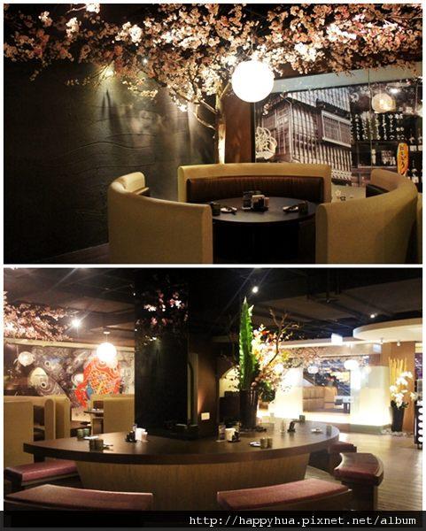 [台中美食]櫻之京都手作居食屋~顛覆日本料理的想像 在櫻花樹下品嘗女僕風日式創意料理