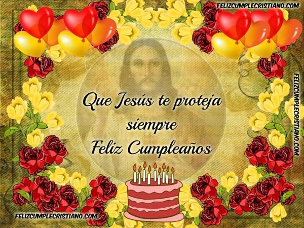 feliz cumple jesus
