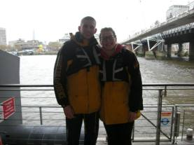 The Thames Rib Experience - totally worth it!