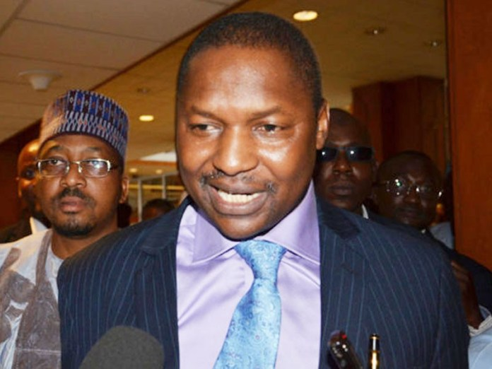 BREAKING: AGF Malami orders Police to unseal Peace Corps Headquarters