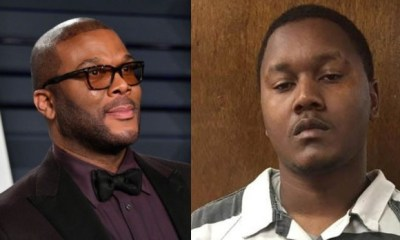 Tyler Perry's nephew hangs himself in prison; family suspicious