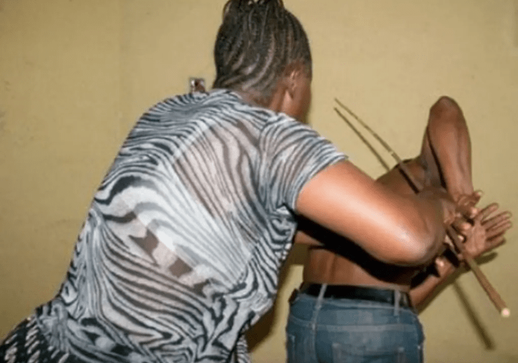 Domestic Violence: Wife chops off husband's tongue, nose, renders him speechless in Imo