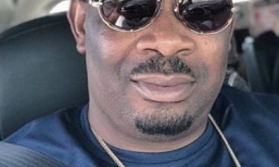 I want to be a taxi driver -- Don Jazzy