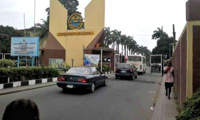 Ex-UNILAG lecturer sentenced to 21 years in prison for raping admission seeker