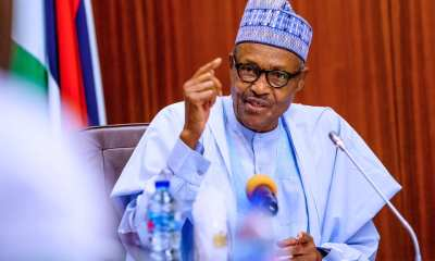 "Nigerians are wrong thinking lawmakers are ""overly paid for doing a little job'-- Buhari"